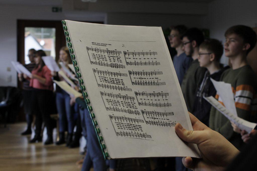 Trinationales Chorprojekt